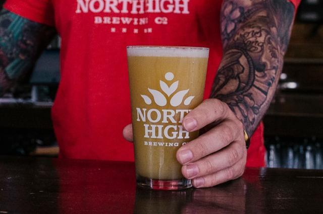 North High Brewing Draft Beer