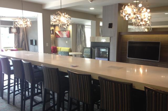 Residence Inn Lobby