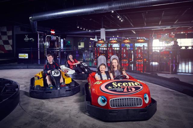 Scene75 Go-Karts