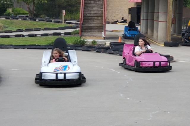 SportsOhio go karts