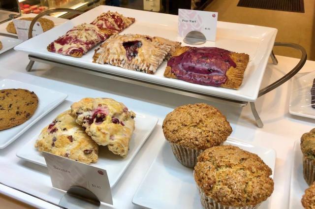 Sweetwaters Coffee & Tea Pastries