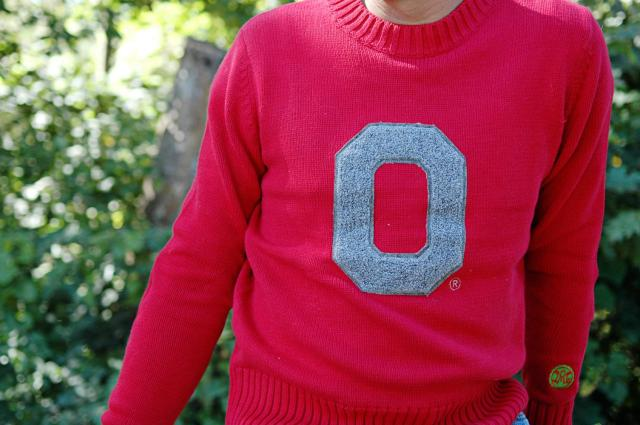 OSU Alma Mater Sweater