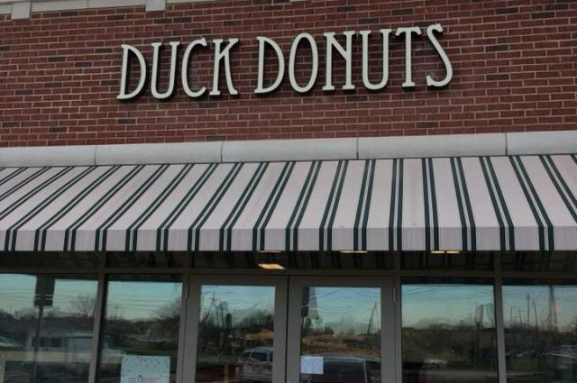 Duck Donuts Storefront