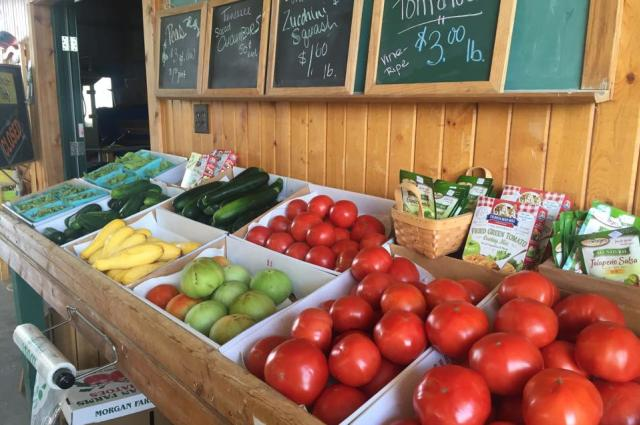 Jacquemin Farms Produce