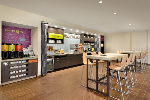 Home2 Suites Lobby