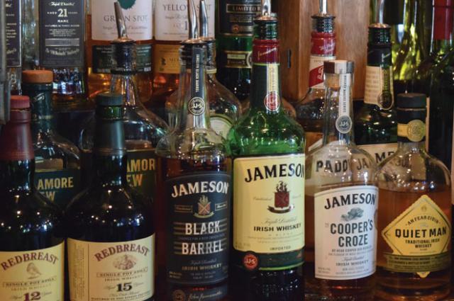Dublin Village Tavern Whiskey