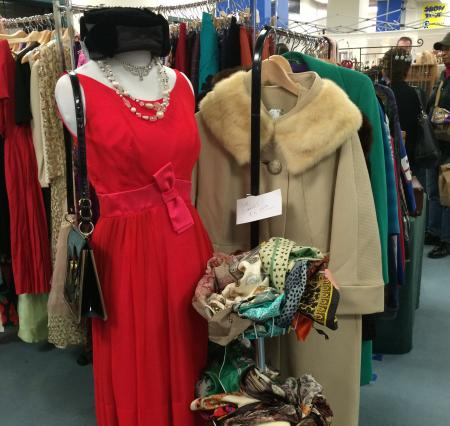 Vintage Clothing Providence Flea