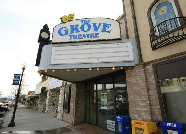 Grove Theatre Pleasant Grove Utah