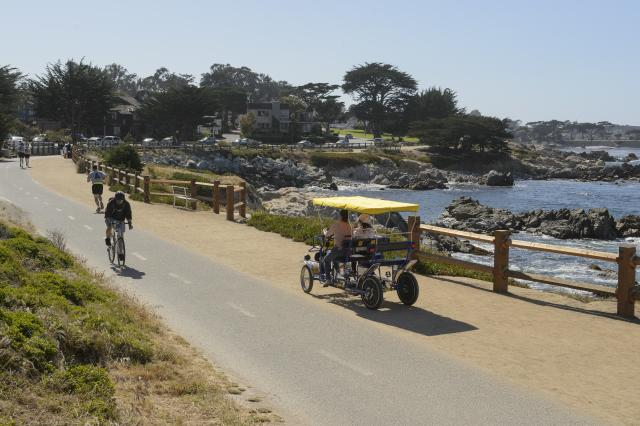Monterey Bay Coastal Recreation Trail