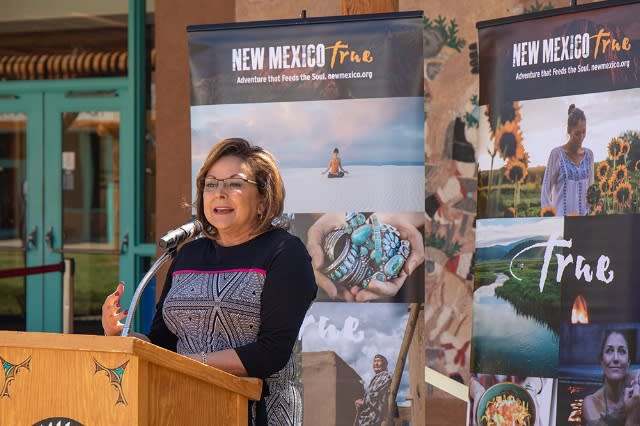 Governor Martinez Tourism Update