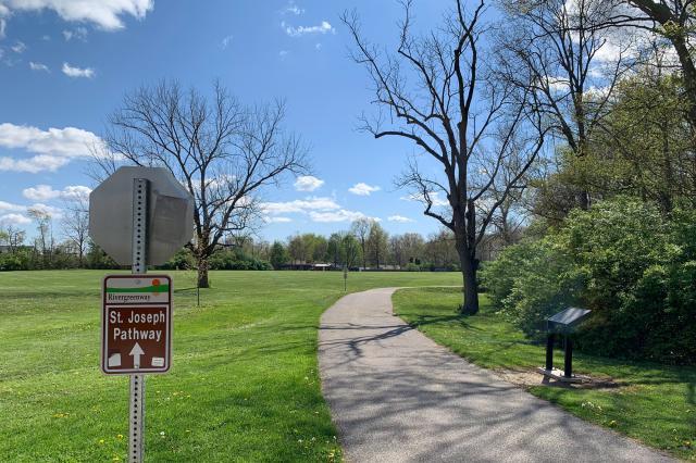 Shoaff Park Saint Joseph Pathway Trail