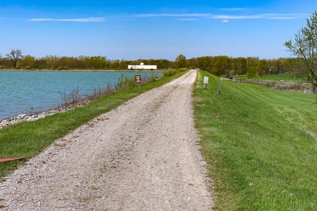 Hurshtown Reservoir Hiking Path