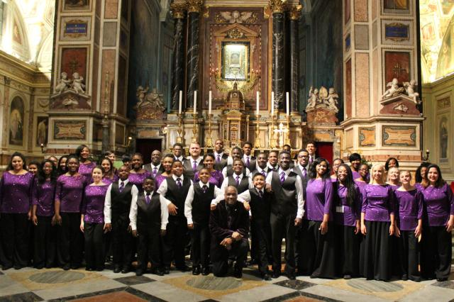 Unity at the Vatican