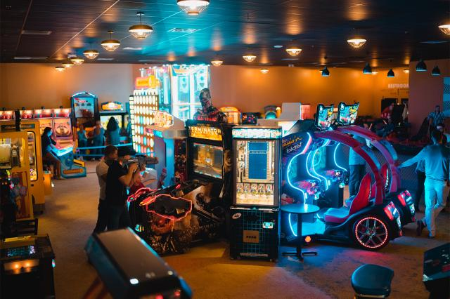 Arcade at Georgetown Entertainment