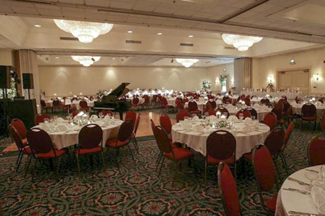 Ballroom at Ramada