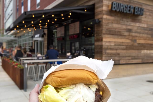 Burger Bar Burger