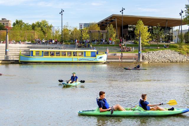 Promenade Park Kayaking
