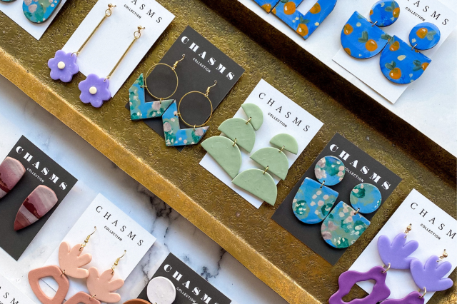 Earings at The Find