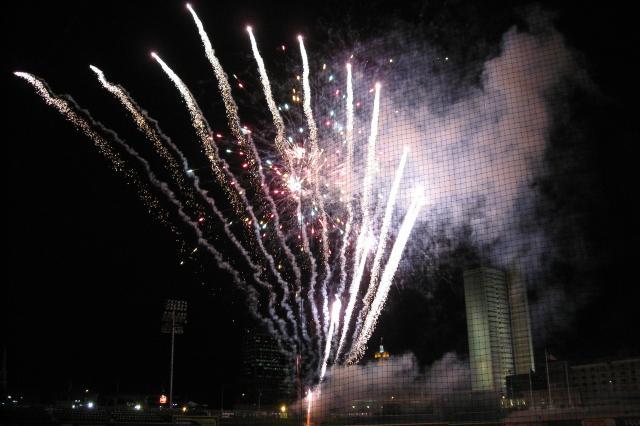 TinCaps Fireworks