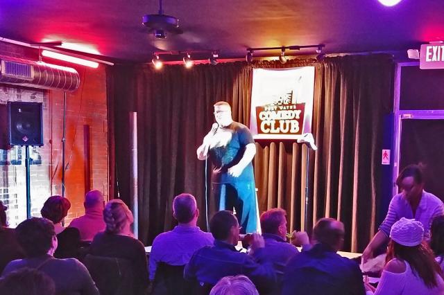 comedy Club 2