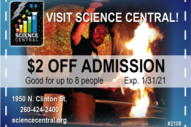 Coupon-ScienceCentral 2020