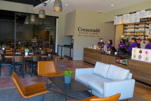 Crescendo Coffee & More