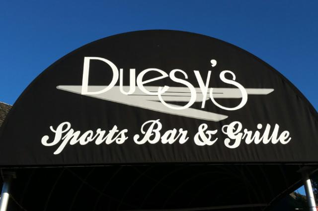 Duesys Sign