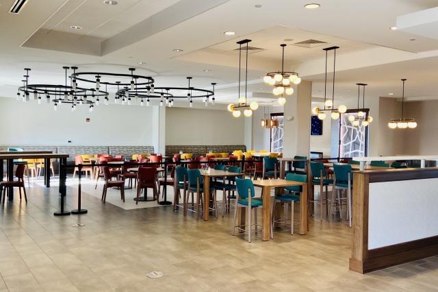 Hilton Garden Inn Breakfast Area