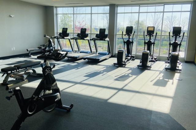 Hilton Garden Inn Fitness Area