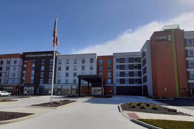Hilton Garden Inn and Home2 Suites