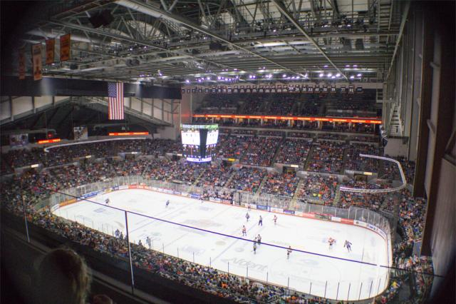 Komets Hockey 2017-2018 Home Opener
