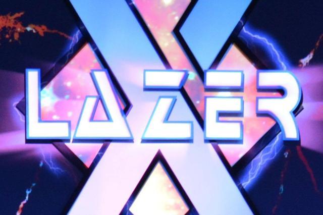 Lazer X Logo