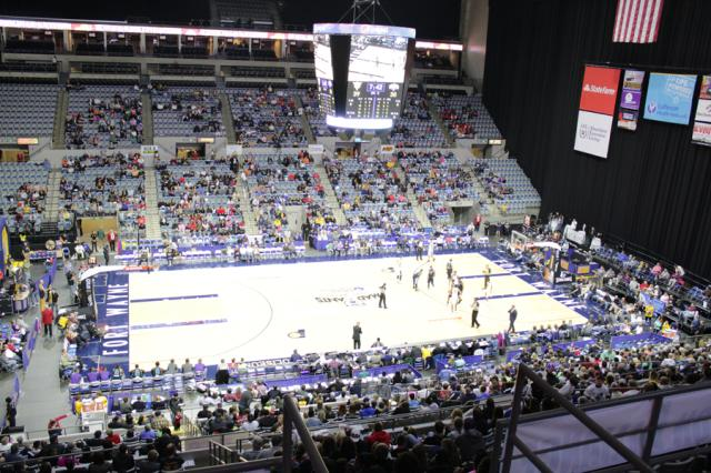 Mad Ants Basketball 2017-2018 Home Opener