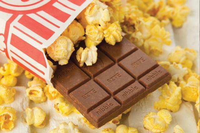 PopcornChocolate