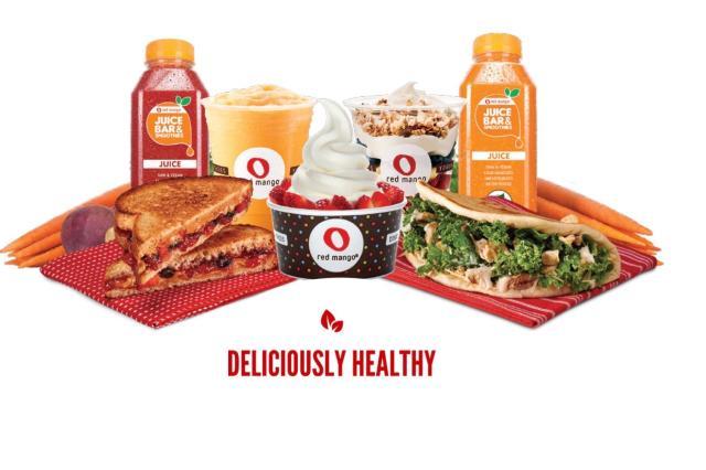 Deliciously Healthy meals