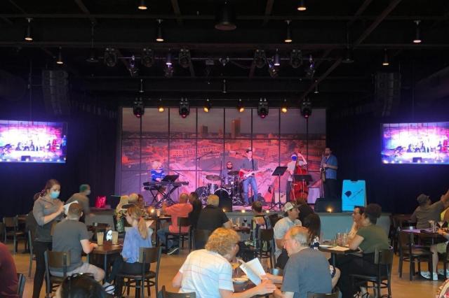 Club Room Stage