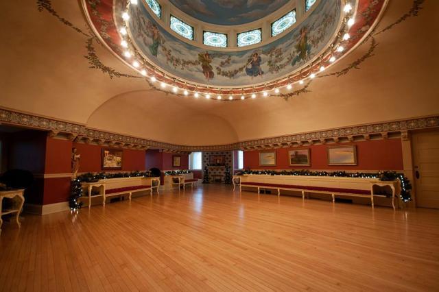 University of Saint Francis Brookside Ballroom