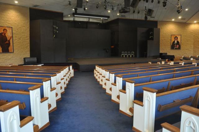 University of Saint Francis North Campus Auditorium