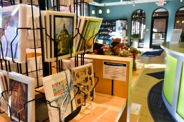 Visitors Center Merchandise