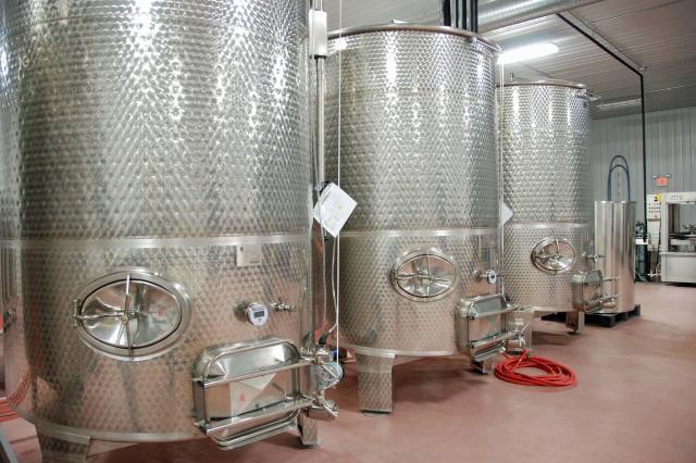 Wine brewing