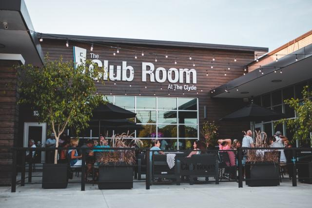 Clyde Club Room and Crescendo Cafe Patio