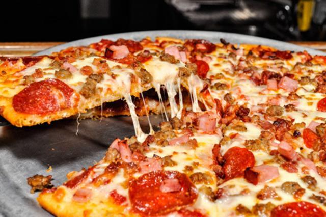 Coconutz Pizza