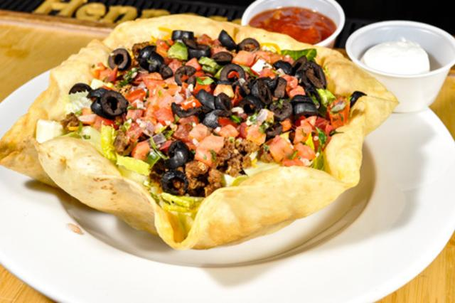 Coconutz Taco Salad