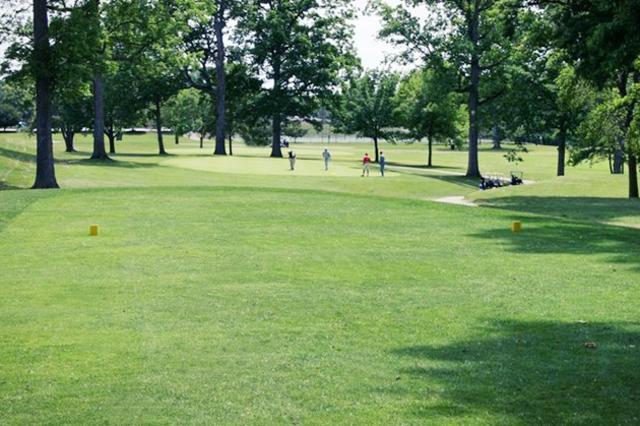 donald ross golf