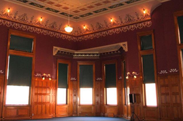 History Center Interior
