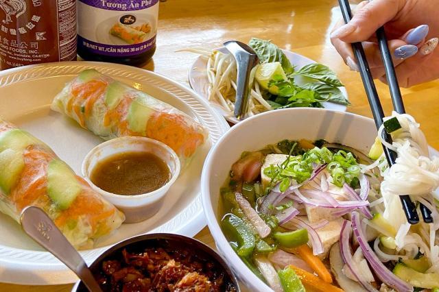 Banh Mi Barista Meal
