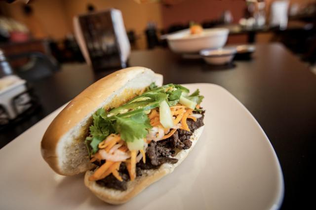 Banh Mi Barista Sandwich