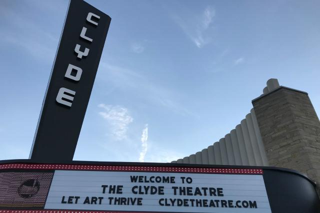 Clyde Theatre Marquis