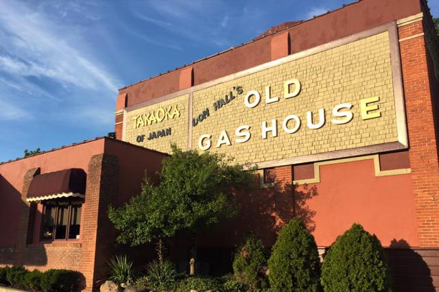 Don Hall's Old Gas House and Takaoka Exterior
