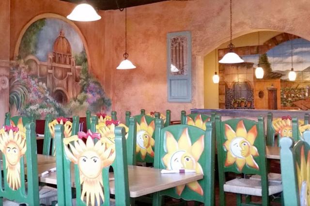 Mi Pueblo Dining Room
